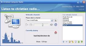 Приемник христианского радио CCR211